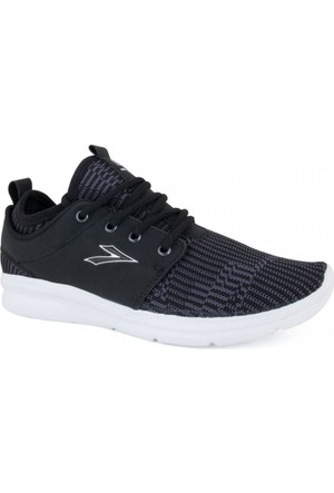 Lig 17-01-180 Siyah Spor Ayakkabı