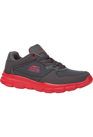 Slazenger Ekom Erkek Koşu Ayakkabı Koyu Gri