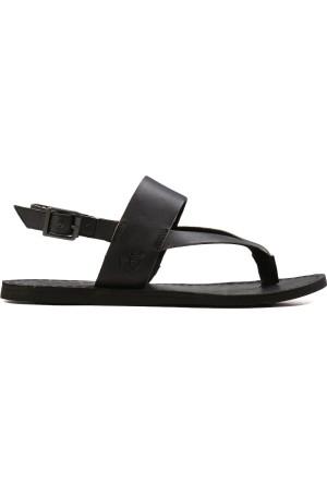 Timberland Siyah Kadın Sandalet A1G5K