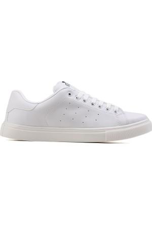 Slazenger Beyaz Unisex Günlük Ayakkabı Moris Beyaz