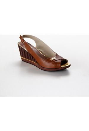 Pierre Cardin Günlük Kadın Sandalet PC-0804.425
