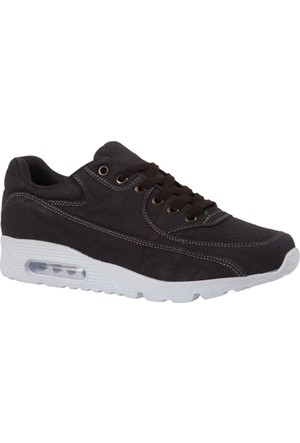 Slazenger Clif Erkek Günlük Ayakkabı Siyah