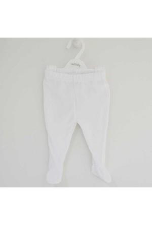 İdilbaby 7171 Patikli Bebek Pantolon