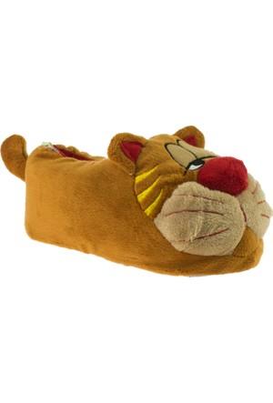Twigy J0602 Tw Kedi Köpek Kids Sarı Çocuk Panduf