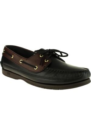 Dexter P619 Navigator Siyah Erkek Ayakkabı