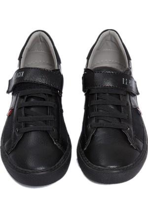 U.S. Polo Assn. Erkek Çocuk K6Uspy145 Ayakkabı Lacivert