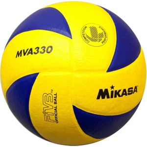 mikasa mva330 sentetik deri voleybol topu