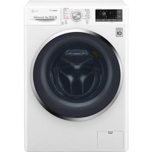 lg f4j8fhp2w 9 6 yıkama beyaz kurutmalı çamaşır makinesi