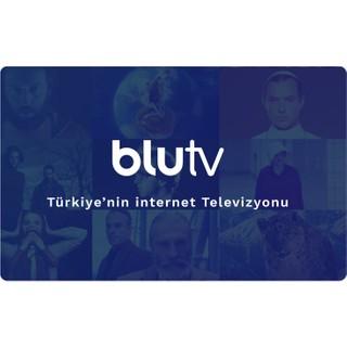 BluTV 6 Aylık Dijital Abonelik Kodu / E-pin