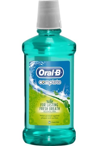 Oral B Ağız Çalkalama Suyu Komple Bakım 500 ml