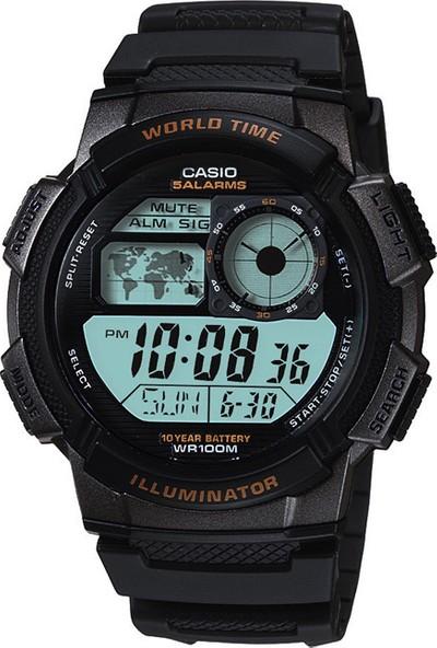 Casio AE-1000W-1AVDF Digital Erkek Kol Saati
