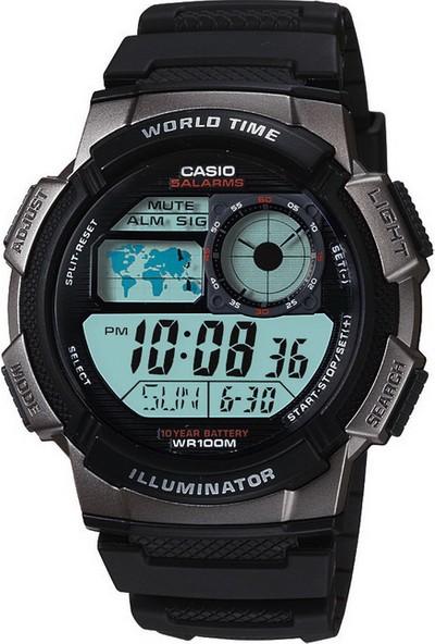Casio AE-1000W-1BVDF Digital Erkek Kol Saati