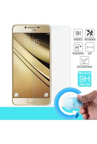 ShowTech Samsung Galaxy C7 Nano Cam Ekran koruyucu film