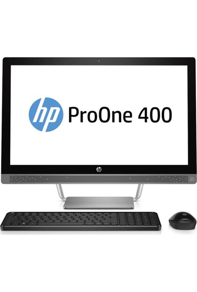 "Hp G3 Pro One 440 Intel Core i3 7100T 4GB 1TB Freedos 23.8"" All In One Bilgisayar 1KP24EA"