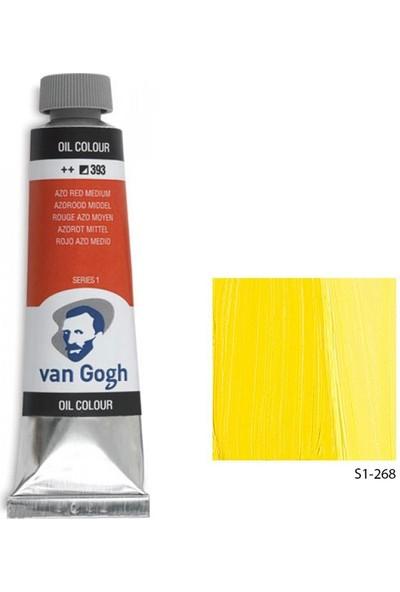 Talens Van Gogh Yağlı Boya 40Ml - Azo Yellow Light 268