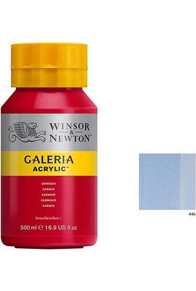 Winsor & Newton Galeria Akrilik Boya 500Ml - Powder Blue 446