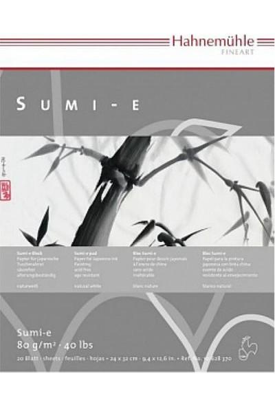 Hahnemühle Sumi-E Defter 30X40Cm - 80Gr. - 20 Yaprak