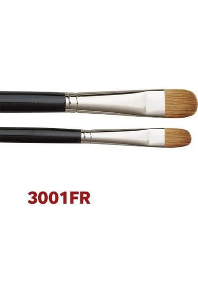 İdora 3001Fr Kedi Dili Fırça N:8