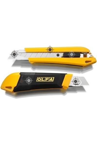 Olfa Dl-1 Bıçak Kırma Mekanizmalı Geniş Maket Bıçağı