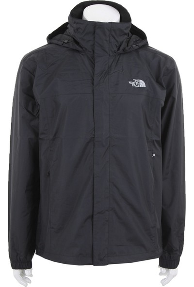 The North Face Siyah Erkek Outdoor Montu T92Vd5Kx7 Resolve 2 Jacket