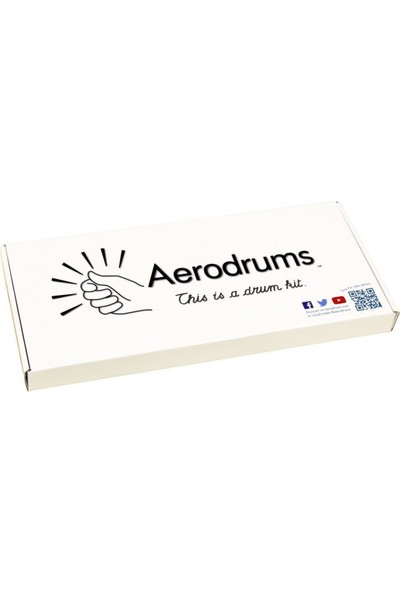 Aerodrums - Air Drumming - Görünmeyen Davul Seti