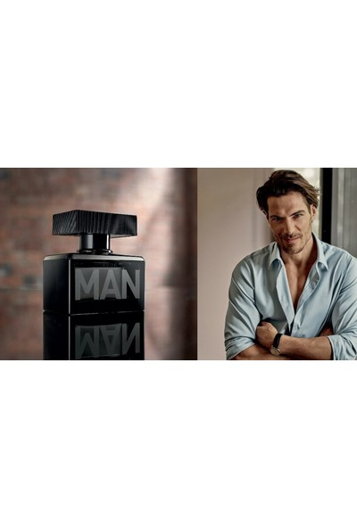 Avon Man EDT + Deodorant Seti Erkek