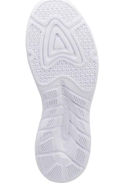 Lumberjack Gri Erkek Günlük Ayakkabı Spor 100255201 7M Liponis Antrasit/Beyaz