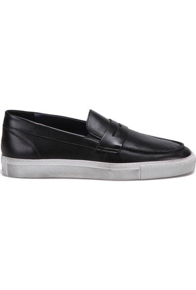 Glif 9691 M 2251 Siyah Erkek Ayakkabı
