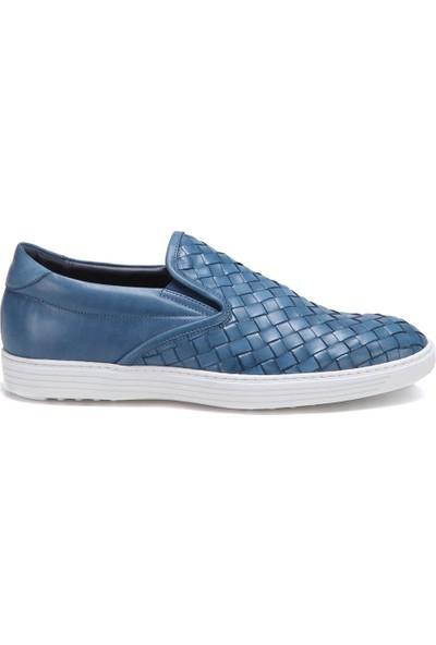 Glif 9846 M 2251 Mavi Erkek Ayakkabı