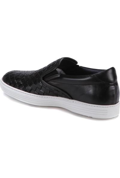 Glif 9846 M 2251 Siyah Erkek Ayakkabı