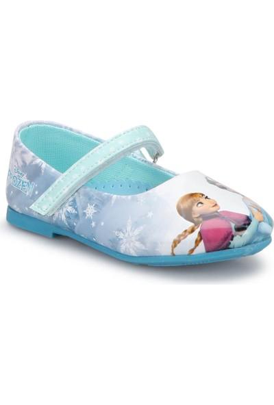 Frozen 90459T Mint Kız Çocuk Babet