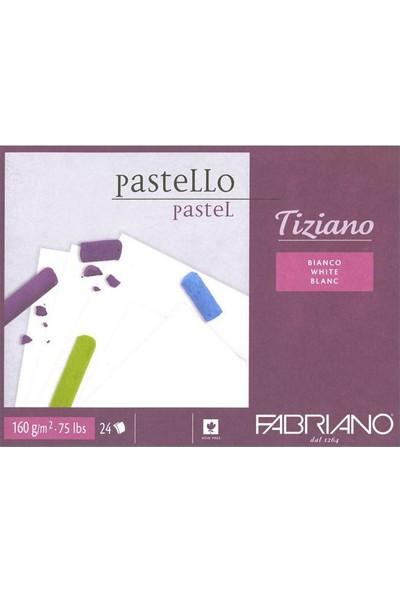 Fabriano Tiziano White Beyaz Renkli Blok, 160Gr, 30,5X41Cm