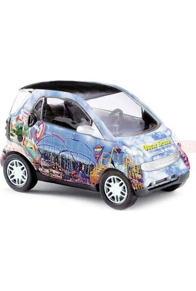 Busch Model Araba Maketi 1/87 N:46157 Smart Fortwo 07