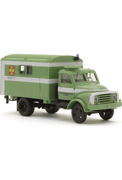 Busch Model Araba Maket Kamyon 1/87 N:50803 Honomag Al 28 Mkw