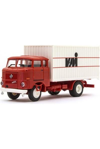 Busch Model Kamyon Maketi 1/87 N:95125 Ifa W50 Mk Wmı