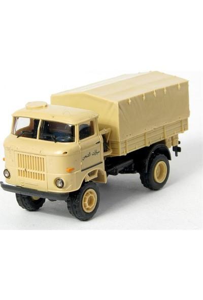 Busch Model Kamyon Maketi 1/87 N:95215 Ifa W50 La/A Agypten