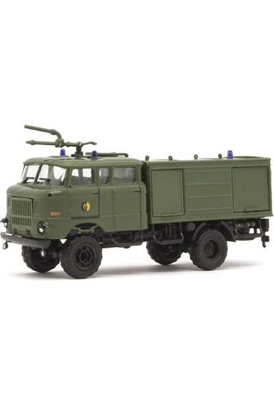 Busch Model Askeri Kamyon Maketi 1/87 N:95218 Ifa W50 Tlf Gmk