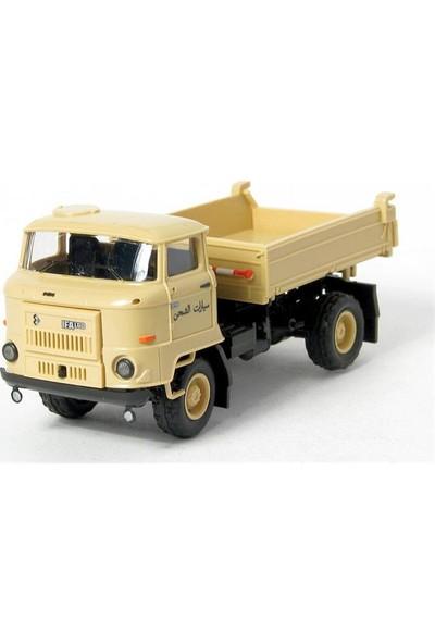Busch Model Kamyon Maketi 1/87 N:95510 Ifa L60 3Sk Agypten