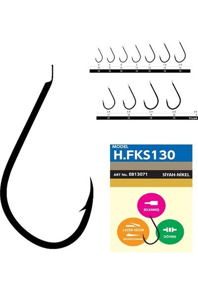 Hayabusa Hfks 130 Black Nıckel 15 Li Pk No:3/0
