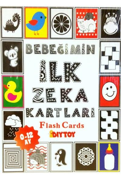 Diytoy Bebeğimin İlk Zeka Kartları (Flash Kart)