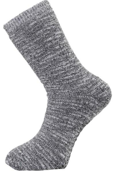 Colle Manguun Nature Cosy Çorap Gri