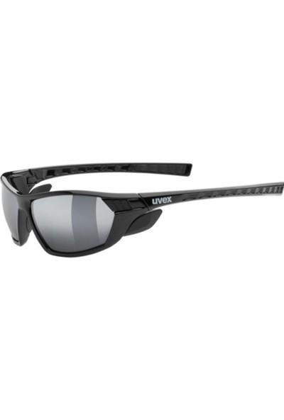 Uvex Sportstyle 307 Black / Silver Güneş Gözlüğü