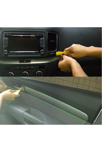 ModaCar Beyaz Araç İçine Neon Kablo 5 Metre 427576