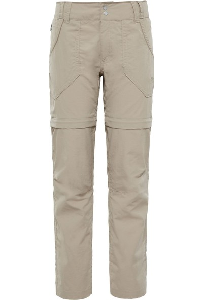 The North Face Krem Kadın Outdoor Pantolonu T0CEF8254
