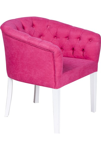 Full Capitone Pink Berjer Fuşya