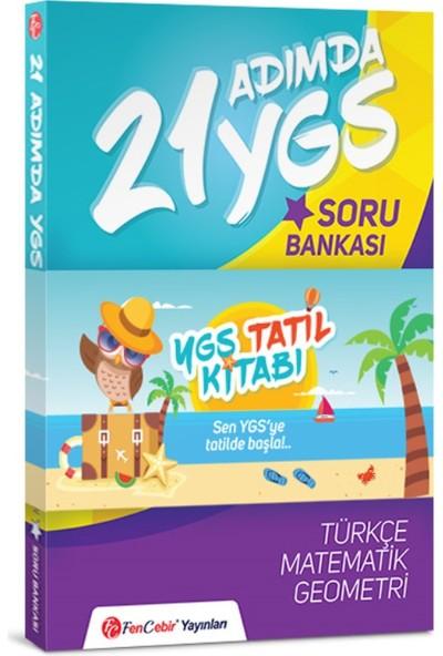 Ygs 21 Adımda Türkçe Matematik Geometri Soru Bankası