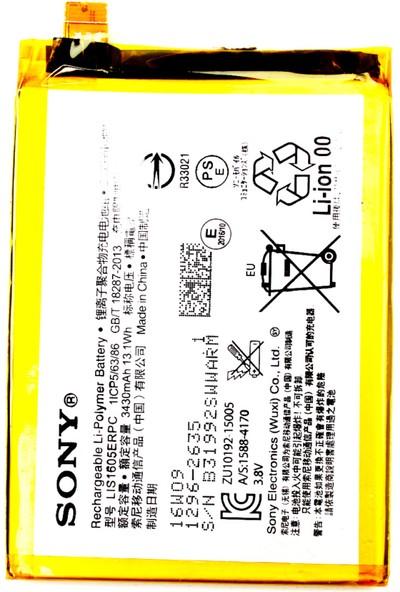 Baran Sony Xperia Z5 Premium - Plus Cep Telefonu Batarya Pil