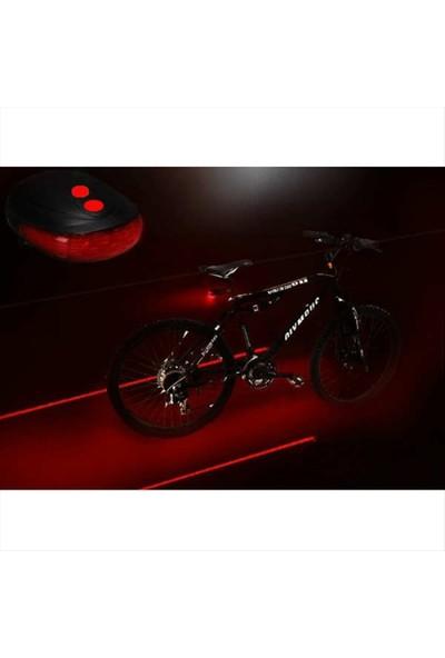 Jıng Yı Jy-1L Lazerli Bisiklet Arka Lamba