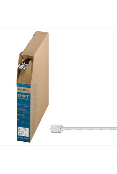 Shımano Çelik Vites Teli 1.2X2100