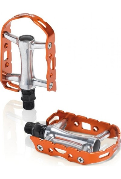 Xlc Mtb / Trekking Alüminyum Pedal Turuncu